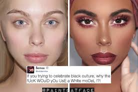 this makeup artist turned a white woman into a black woman and everyone s mad