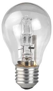 <b>Лампа галогенная ЭРА</b> C0038548, E27, A55, 70Вт — купить по ...