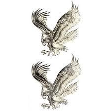 1 Dočasné Tetování Voděodolné Papír Tetovací Nálepky Vzor Waterproof