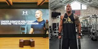 under armour the rock. under armour the rock