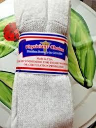 diabetic men s socks gray non binding crew socks 3 prs 13 15