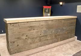 diy wood bar. Diy Wood Bar. Delighful Bar Man Cave Pallet Free E