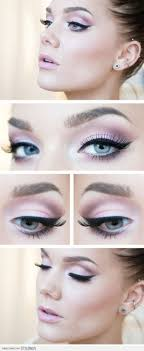 Light Pink And Blue Eyeshadow Light Pink Makeup Im A Huge Fan Of Pink Eye Shadow