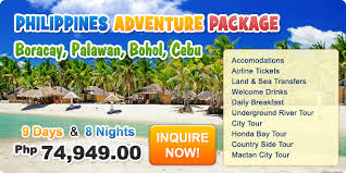 philippines travel package
