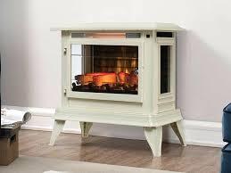 electric stove heater cream small fire