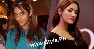 top 13 stani celebrities with and without makeup 2
