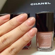 シャネルネイル大人女子の憧れ単色できれいに発色するエナメル