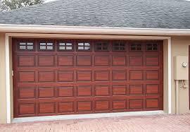garage door panels 4 section 8 panel wooden garage door home interiors