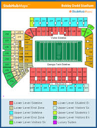Ga Tech Stadium Seating Chart Seating Chart Ga Tech Related Keywords Suggestions