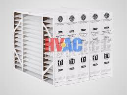lennox healthy climate 20x25x5 x6673 merv 11 box filter. 5-pack - lennox healthy climate x6673 (hcf20-11) merv 11 filter 20x25x5 box t