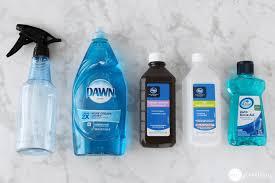 diy daily shower spray