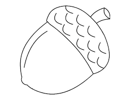 Acorn Coloring Sheet Acorn Coloring Sheet Acorn Coloring Pages Oak