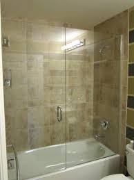 extraordinary bathroom shower glass panel tub shower doors