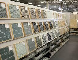 Tiles Showroom Design Ideas Glass Tile Displays At The Tile Shop Tileshop Tile