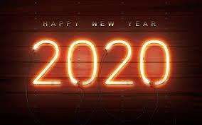 New Year 2020 Wallpaper 4k Ultra Hd Id4487