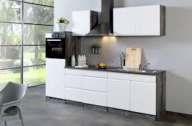 Küchen Unterschrank CARDIFF 1 türig 50 cm breit Hochglanz