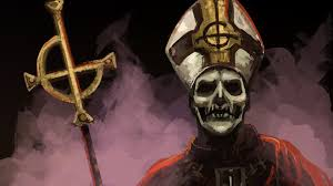 ghost band wallpaper. ghost b.c. papa emeritus wallpaper band a