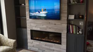 dimplex fireplace installation erthcoverings silver fox strips downtown condo