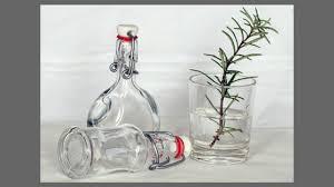 Decorative Infused Oil Bottles Like Oil And Water Infused Flavors Craft Class Public Libraries 52