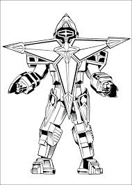 Power Rangers Charge Coloring Pages Chronicles Network Power Rangers
