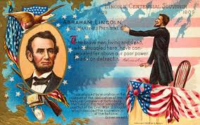 Image result for lincoln reuniting the country under one flag