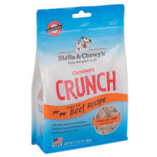 stella chewy s carnivore crunch beef recipe