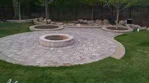 brick paver fire pit design and ideas brick patios with fire pit i68 pit