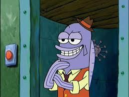 chocolate spongebob guy. Exellent Guy Con Man Inside Chocolate Spongebob Guy
