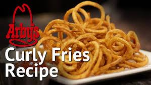 arbys curly fries. Unique Arbys DIY Arbyu0027s Curly Fries In Arbys