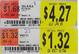 Unit Pricing And A Dirty Little Secret Talking Cents