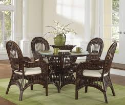 the advantages and disadvantages of the woven chairs astounding small dining room design with round