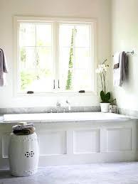 bathtub window bathtub design ideas tub surround bathtubs and backdrops in decorations bathtub with window tile bathtub window