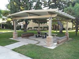 free standing patio cover. 3 Inch Insulated Freestanding Patio Cover Free Standing G
