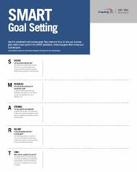 Goal Setting Template Adorable 44 Effective Goal Setting Templates For You