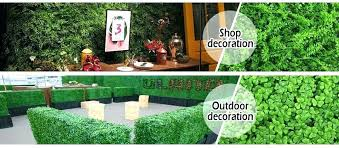 for r decorative garden fence mat 1 plastic fake grass rug rugs faux indoor faux grass rug