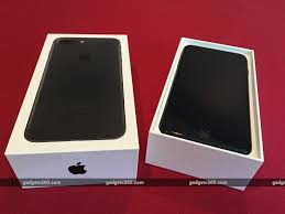 iphone 7 plus black unboxing. iphone 7 plus unboxing pictures iphone black