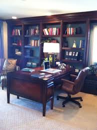 masculine office decor. Just For The Man With This Decor Home Office. #mancave Masculine Office P