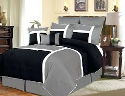 black and cream comforter set photo 6 of wonderful black and grey bedding sets 6 black