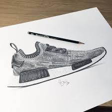 adidas shoes drawing. @adidas nmd primeknit complete by stephfmorris adidas shoes drawing