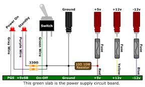 atx to lab bench power supply conversion 6 steps pictures planning