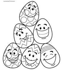Easter Coloring Pages 25 Free Printable Easter Coloring Pages Online