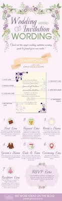 25 Wedding Invitation Wording Examples And Details Wedding