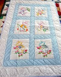 33 best Amish Baby and Infant Quilts images on Pinterest | Around ... & Amish Baby Quilt Overall Sam Hand Quilted by QuiltsByAmishSpirit, $250.00 Adamdwight.com