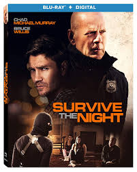 Survive the Night [Blu-ray]: Amazon.de: DVD & Blu-ray