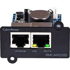 CyberPower RMCARD205 SNMP Remote Management Card for ...
