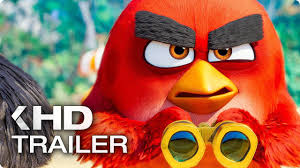 The Angry Birds Movie 2 (2019) [Hindi Dubbed] 'Kapil Sharma Voice' HD-Mp4  439mb