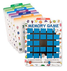 Melissa And Doug Wooden Games Amazing Melissa Doug Flip To Win Travel Memory Game Wooden Game Board 32