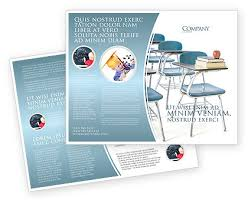 Training Flyer Templates Free Desk Brochure Templates Design And Layouts