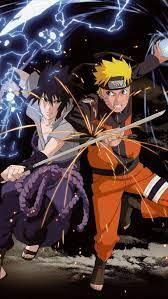 Naruto and Sasuke Wallpapers - Top Free ...