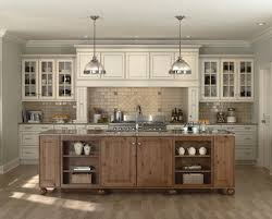 Old Fashioned Kitchen Design Antique White Kitchen Cabinets Back To The Past In Modern